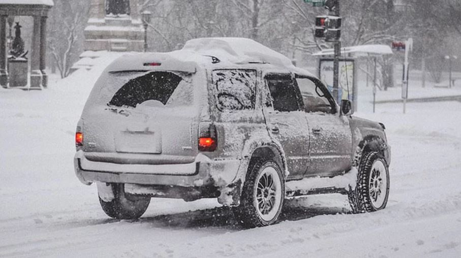 Six Tips to Safer Winter Driving