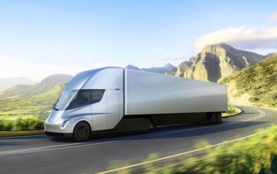 Beer Company Orders 40 Tesla Semi Trucks