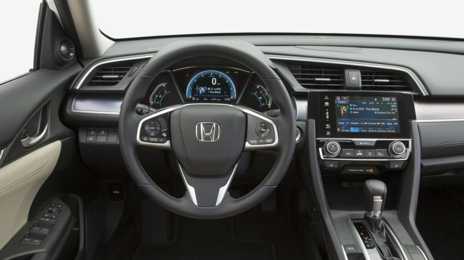 College Student Turns His Honda Civic into a Self-Driving Car for $700