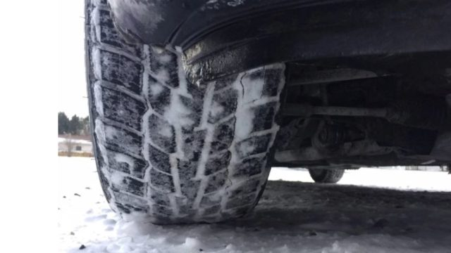 Snow Problem: Canadian Tire Develops the MotoMaster Winter Edge