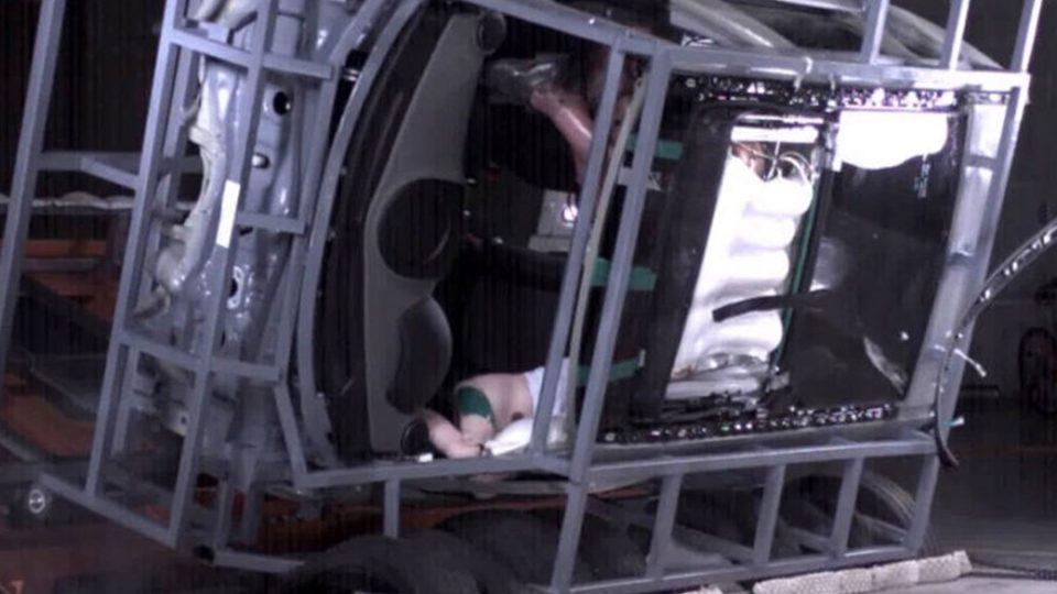 World's first panorama sunroof airbag' among new Hyundai safety kit tests