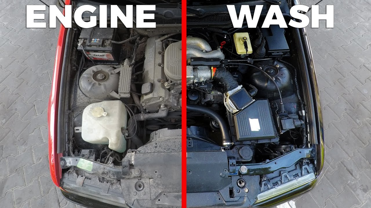 Engine Wash